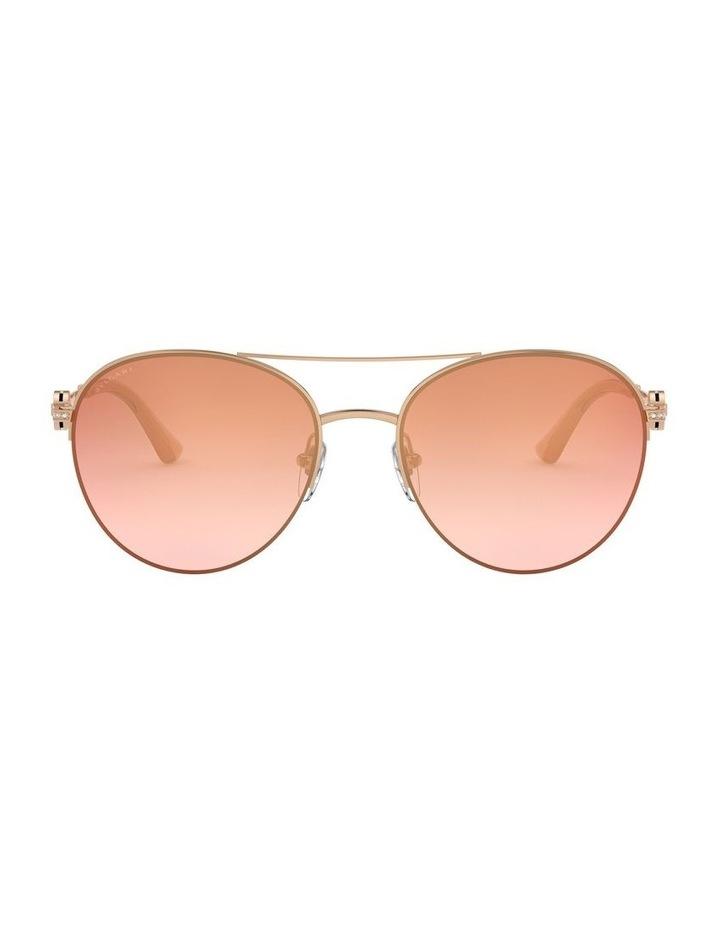 Pink Pilot Sunglasses 0BV6132B 1526886001 image 2