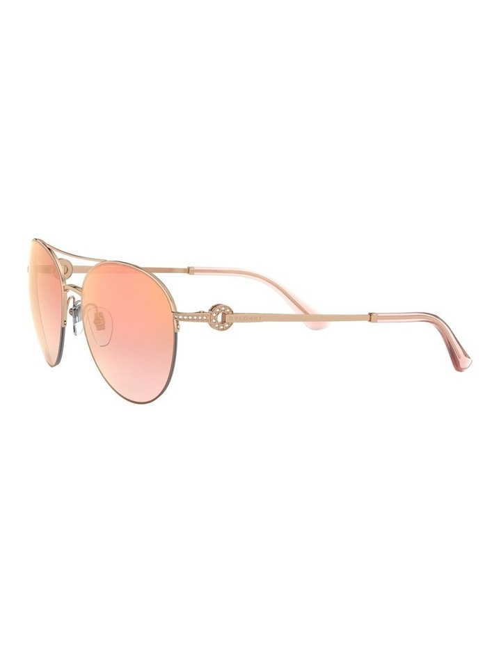 Pink Pilot Sunglasses 0BV6132B 1526886001 image 3