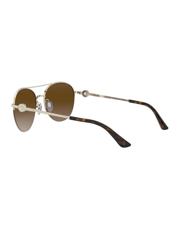 Brown Pilot Sunglasses 0BV6132B 1526886002 image 5