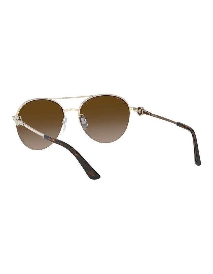Brown Pilot Sunglasses 0BV6132B 1526886002 image 6