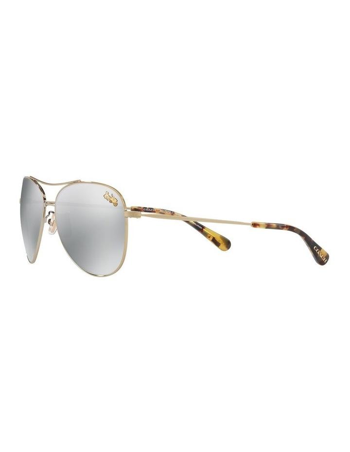 Grey Aviator Sunglasses 0HC7079 1516792001 P image 3
