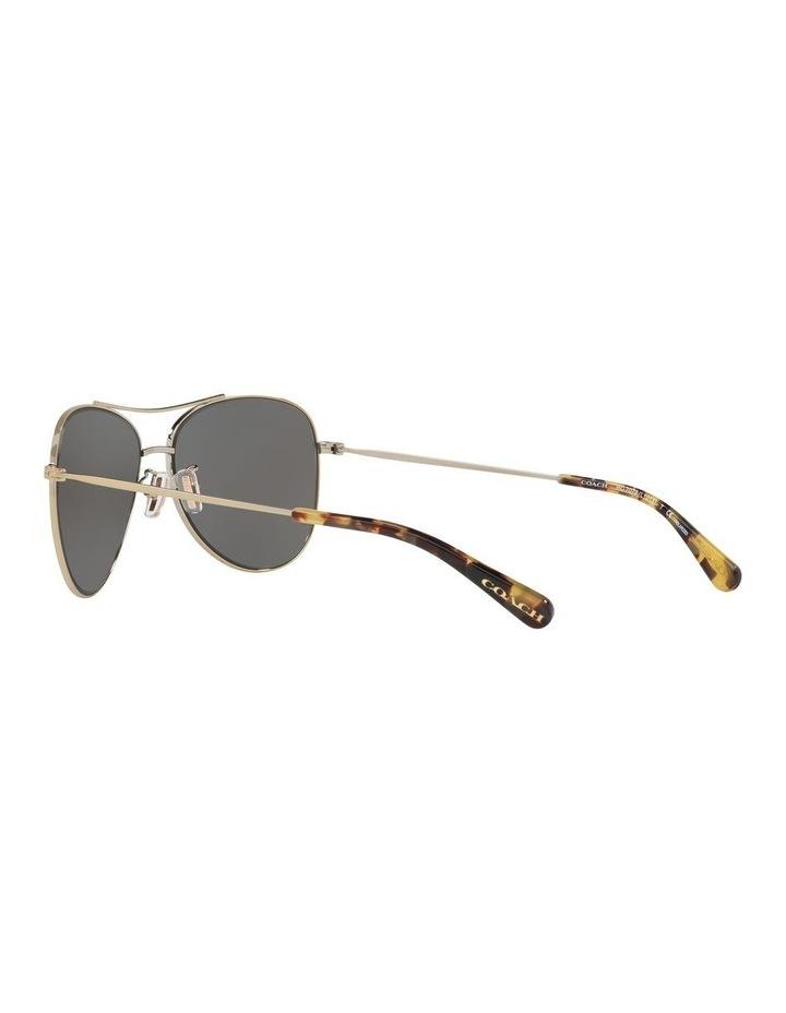 Grey Aviator Sunglasses 0HC7079 1516792001 P image 5