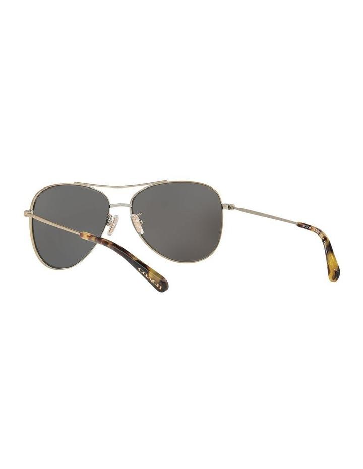 Grey Aviator Sunglasses 0HC7079 1516792001 P image 6
