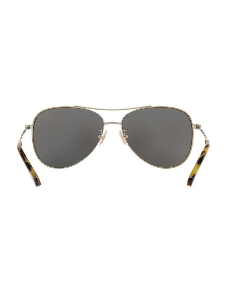 Grey Aviator Sunglasses 0HC7079 1516792001 P image 7