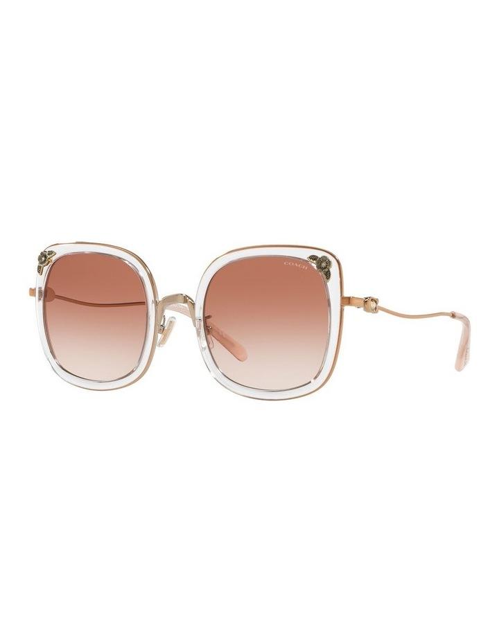 Pink Square Sunglasses 0HC7101B 1523133001 image 1