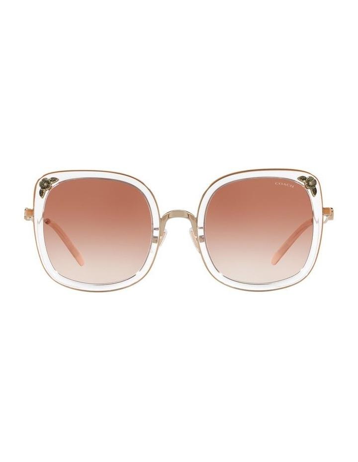 Pink Square Sunglasses 0HC7101B 1523133001 image 2