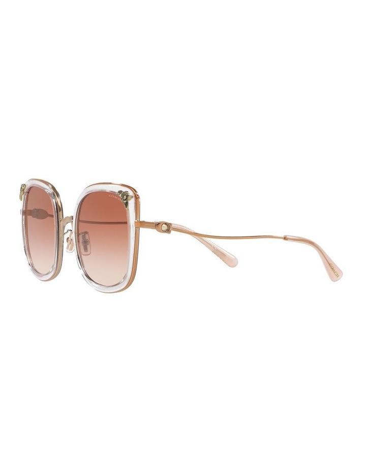Pink Square Sunglasses 0HC7101B 1523133001 image 3