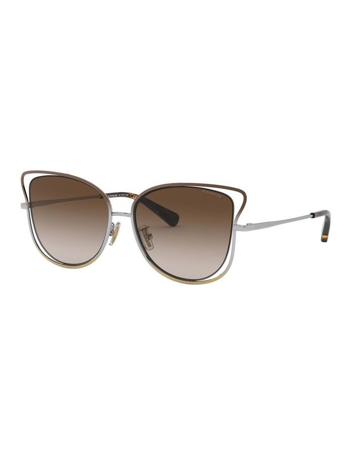 Grey Cat Eye Sunglasses 0HC7106 1525816002 image 1