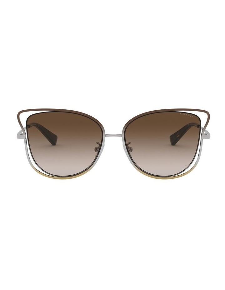 Grey Cat Eye Sunglasses 0HC7106 1525816002 image 2