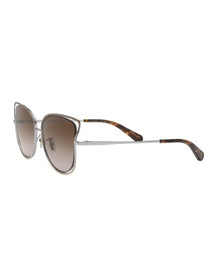 Grey Cat Eye Sunglasses 0HC7106 1525816002 image 3