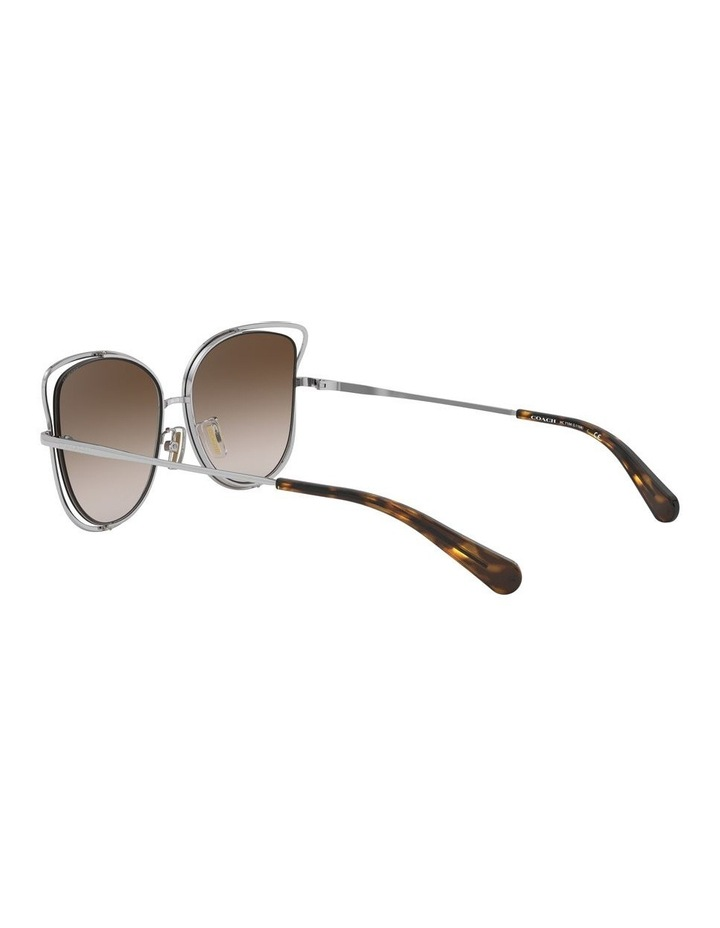 Grey Cat Eye Sunglasses 0HC7106 1525816002 image 5