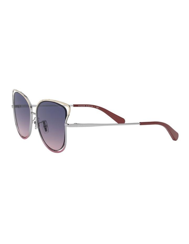 Blue Cat Eye Sunglasses 0HC7106 1525816004 image 3