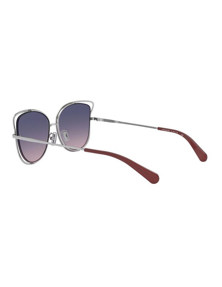 Blue Cat Eye Sunglasses 0HC7106 1525816004 image 5