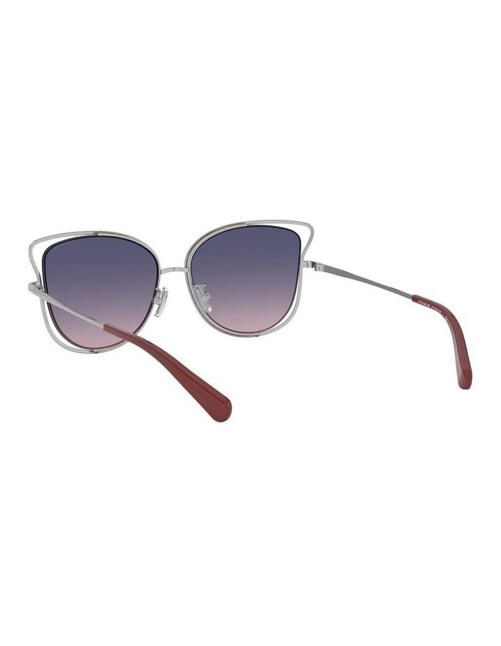 Blue Cat Eye Sunglasses 0HC7106 1525816004 image 6