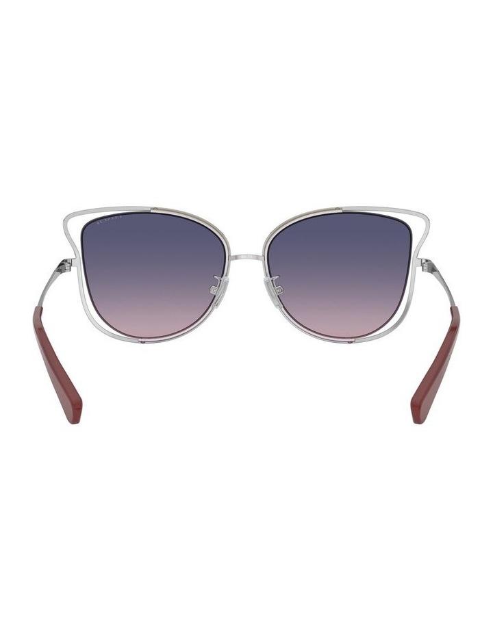 Blue Cat Eye Sunglasses 0HC7106 1525816004 image 7