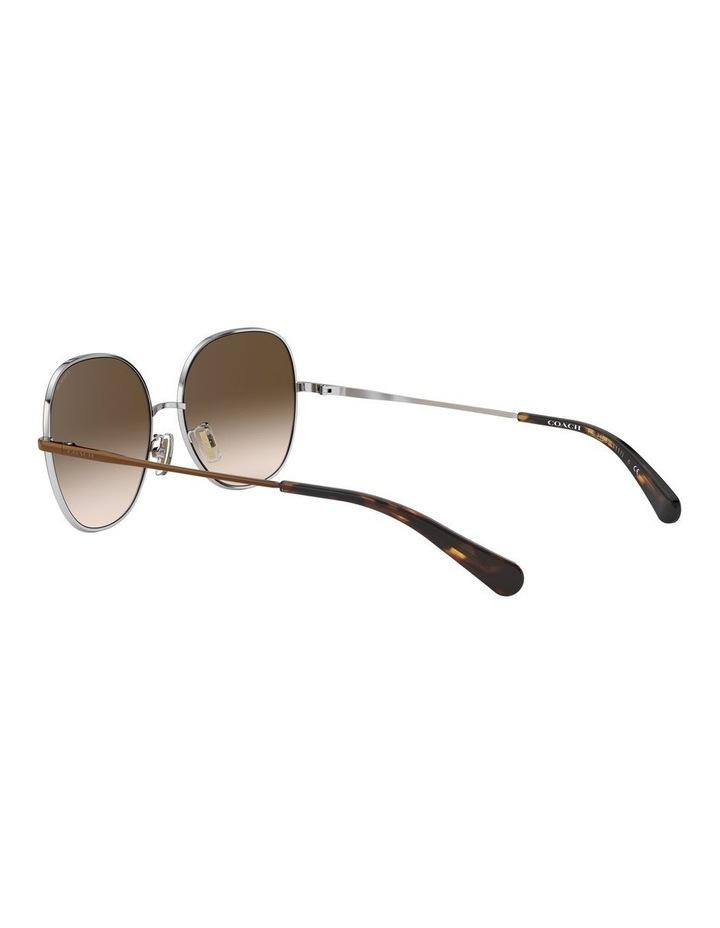 Brown Round Sunglasses 0HC7108 1525817001 image 5