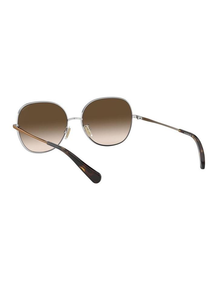 Brown Round Sunglasses 0HC7108 1525817001 image 6