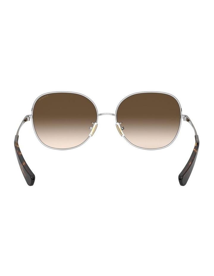 Brown Round Sunglasses 0HC7108 1525817001 image 7
