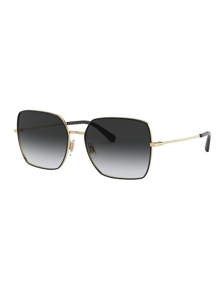 Grey Square Sunglasses 0DG2242 1527855003 image 1