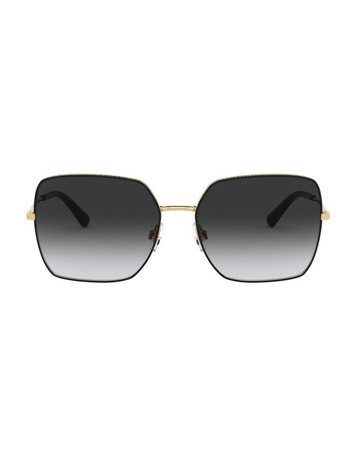 Grey Square Sunglasses 0DG2242 1527855003 image 2