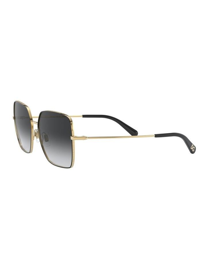 Grey Square Sunglasses 0DG2242 1527855003 image 3