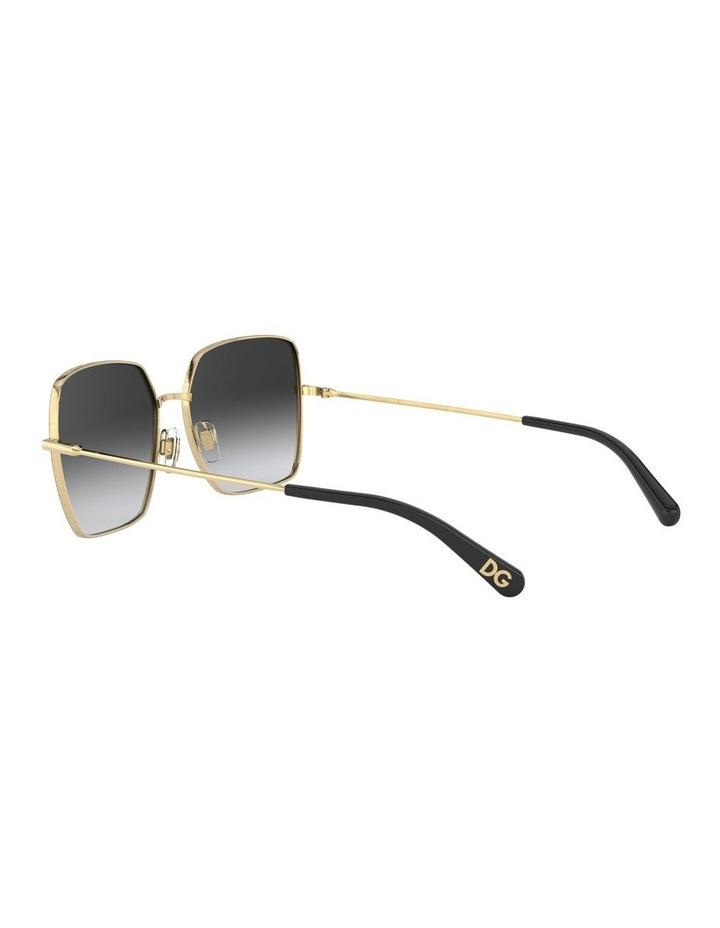 Grey Square Sunglasses 0DG2242 1527855003 image 5