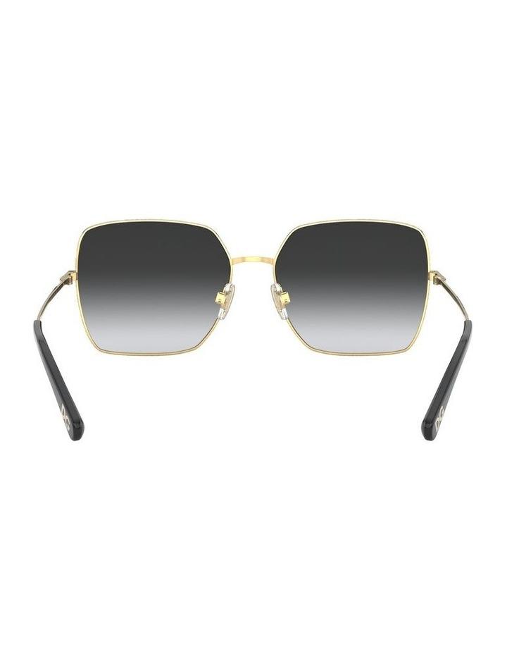 Grey Square Sunglasses 0DG2242 1527855003 image 7
