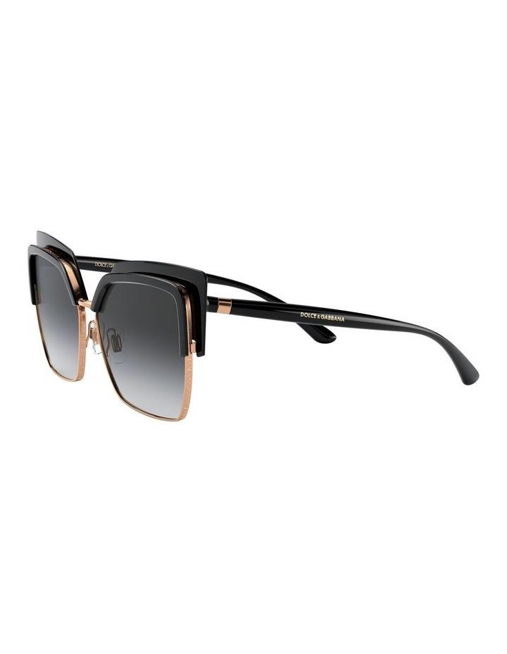 Grey Cat Eye Sunglasses 0DG6126 1528429001 image 3