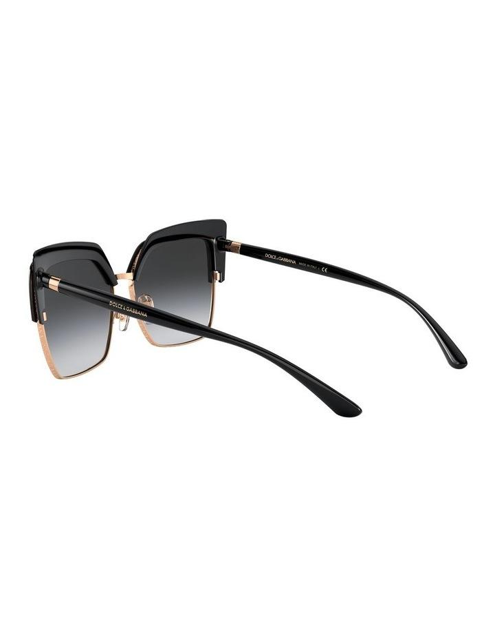 Grey Cat Eye Sunglasses 0DG6126 1528429001 image 5
