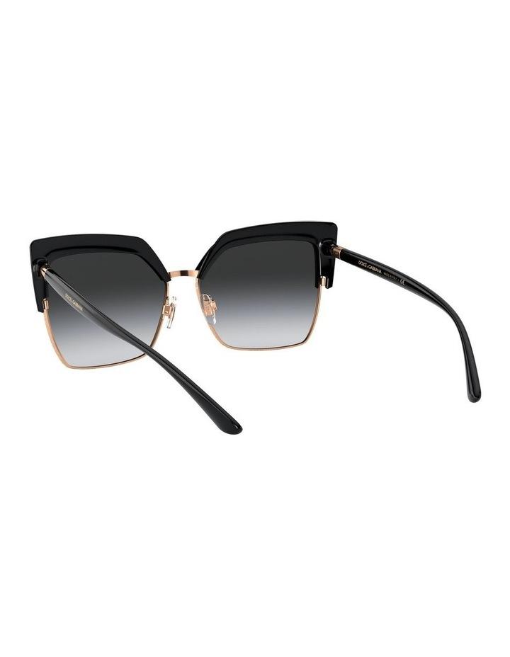 Grey Cat Eye Sunglasses 0DG6126 1528429001 image 6