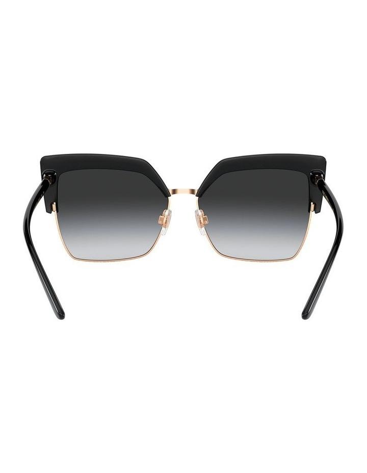 Grey Cat Eye Sunglasses 0DG6126 1528429001 image 7