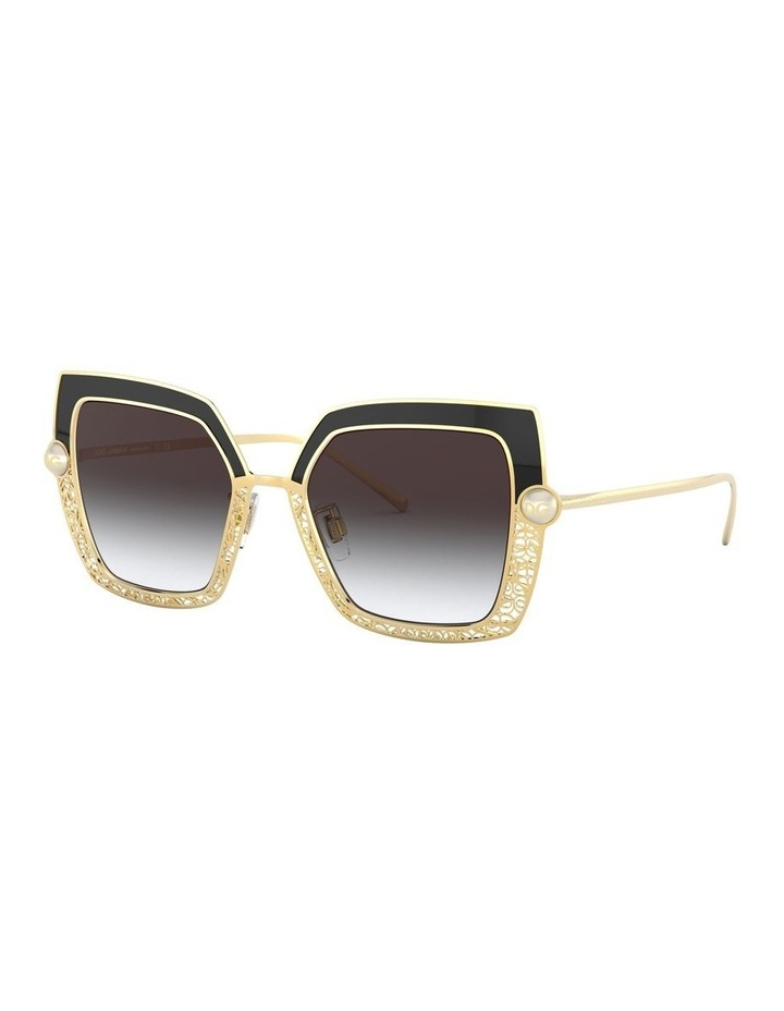 Grey Cat Eye Sunglasses 0DG2251H 1529918004 image 1