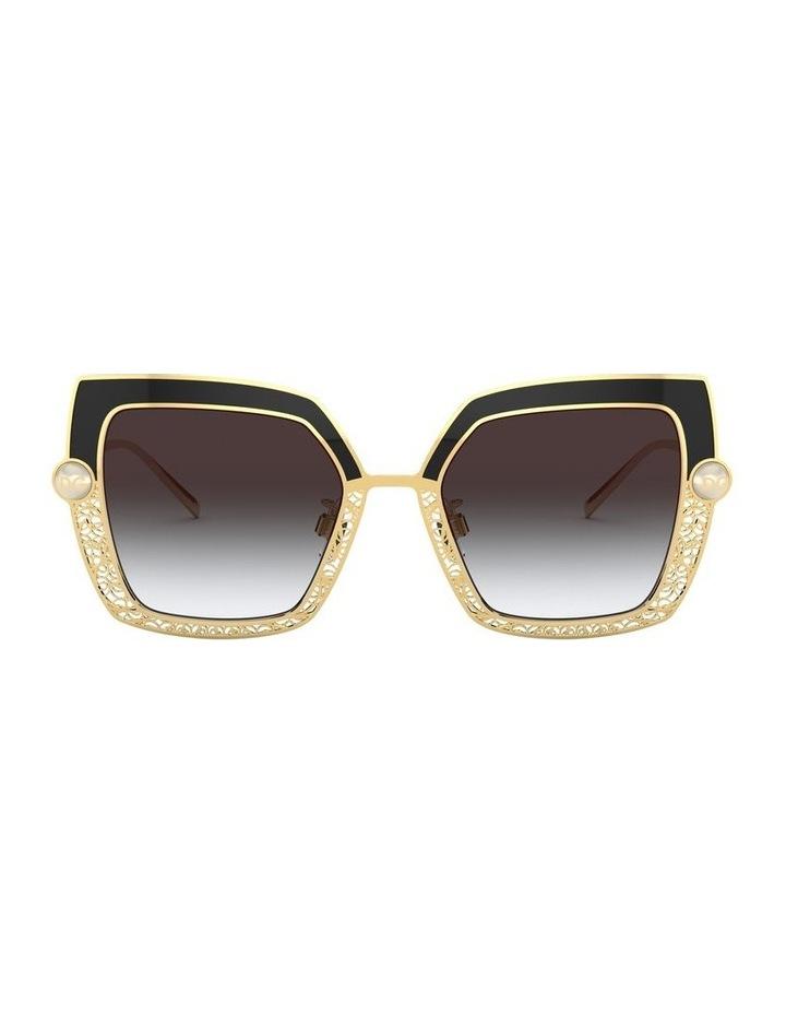 Grey Cat Eye Sunglasses 0DG2251H 1529918004 image 2
