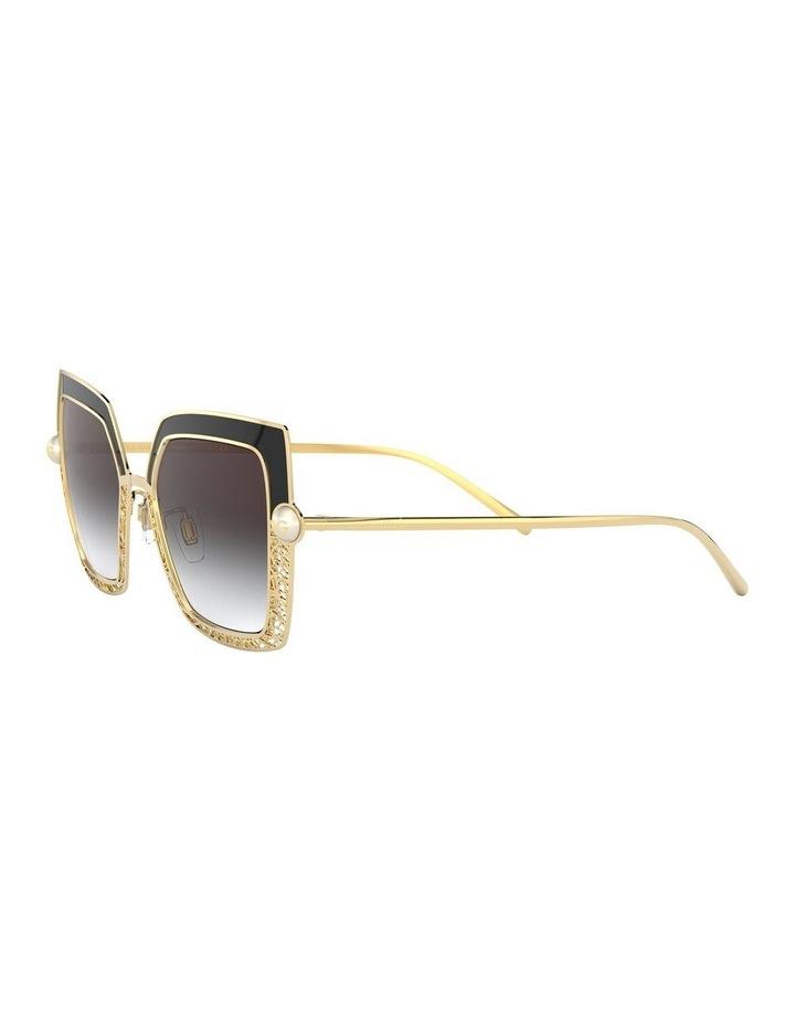 Grey Cat Eye Sunglasses 0DG2251H 1529918004 image 3