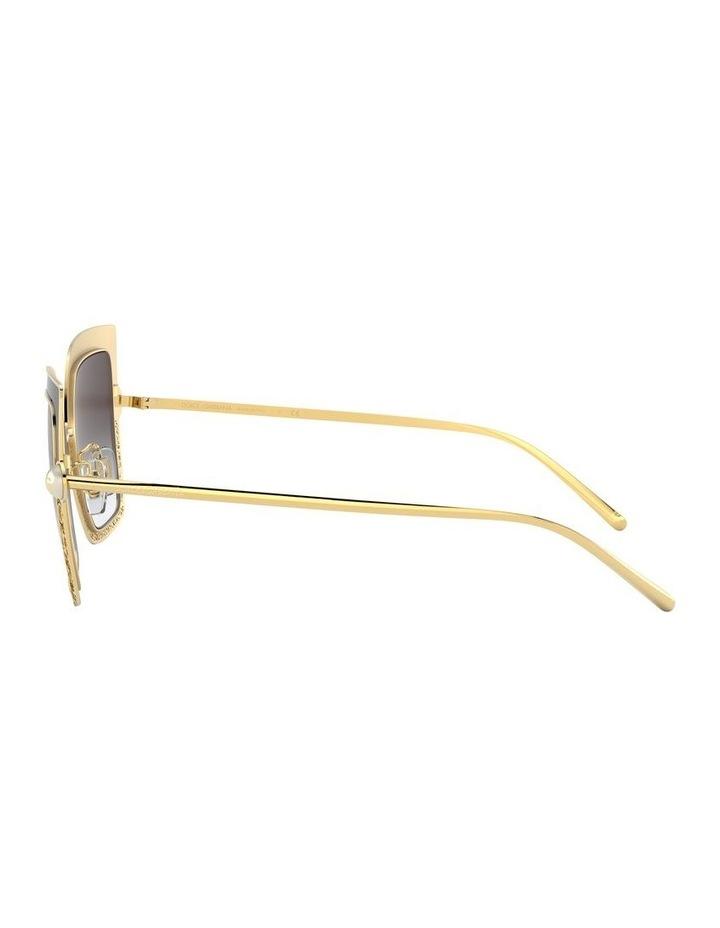Grey Cat Eye Sunglasses 0DG2251H 1529918004 image 4