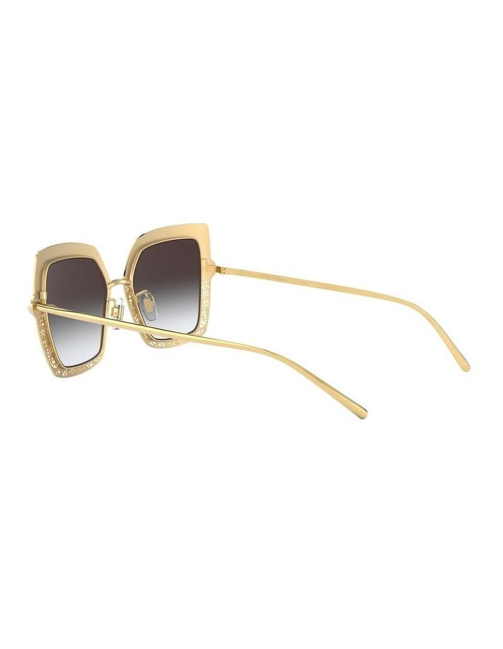Grey Cat Eye Sunglasses 0DG2251H 1529918004 image 5