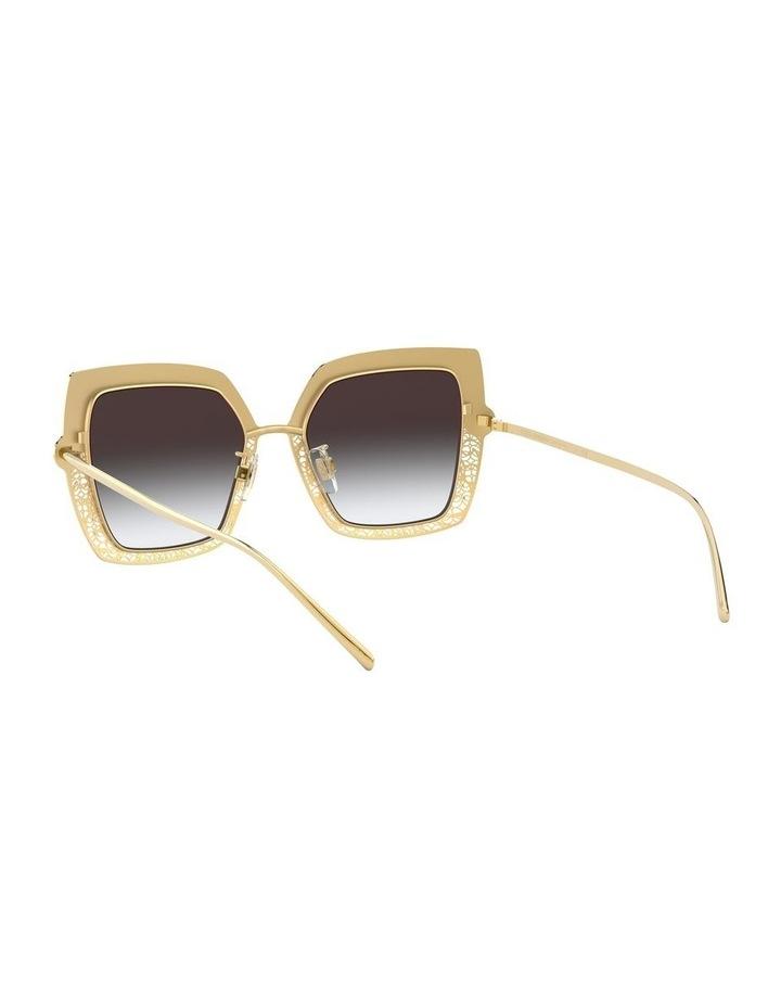 Grey Cat Eye Sunglasses 0DG2251H 1529918004 image 6