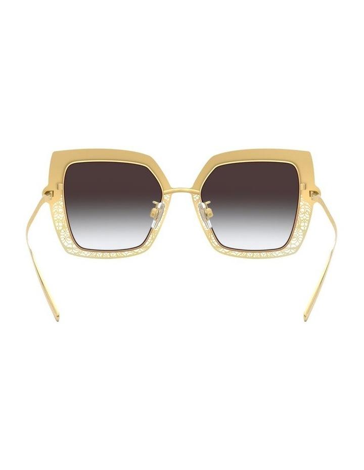 Grey Cat Eye Sunglasses 0DG2251H 1529918004 image 7