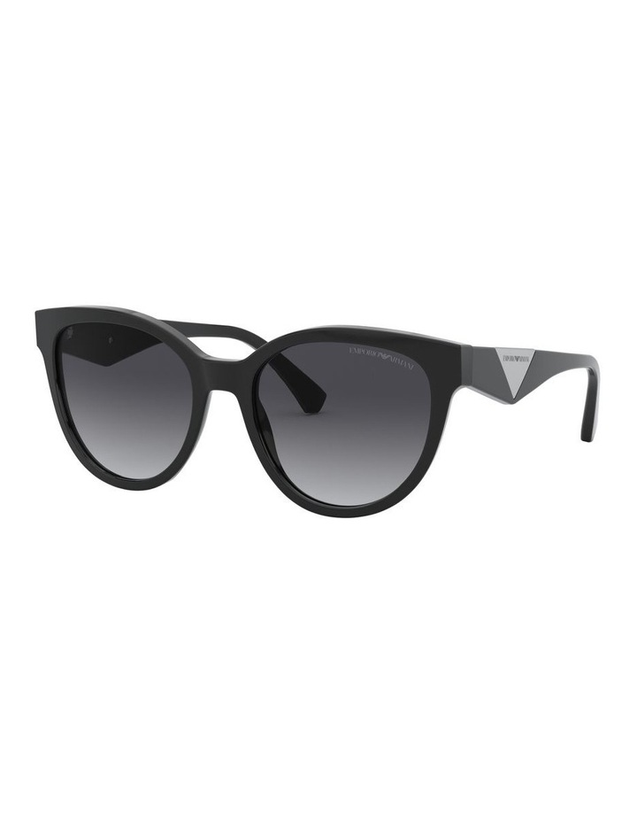 Grey Cat Eye Sunglasses 0EA4140 1528351001 image 1