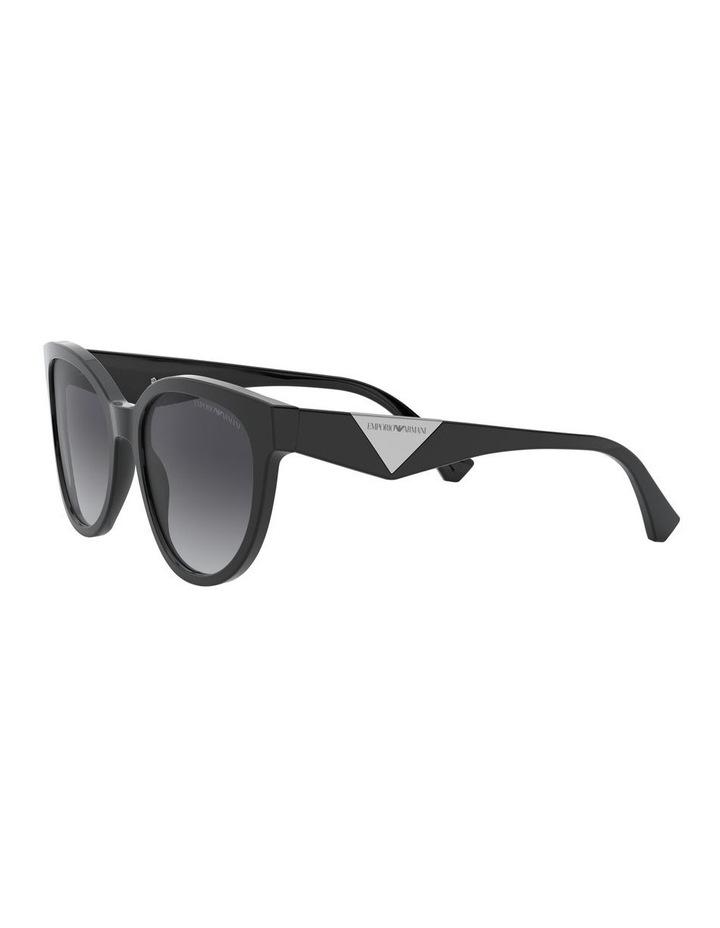 Grey Cat Eye Sunglasses 0EA4140 1528351001 image 3
