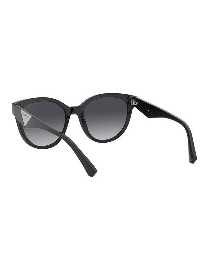 Grey Cat Eye Sunglasses 0EA4140 1528351001 image 6
