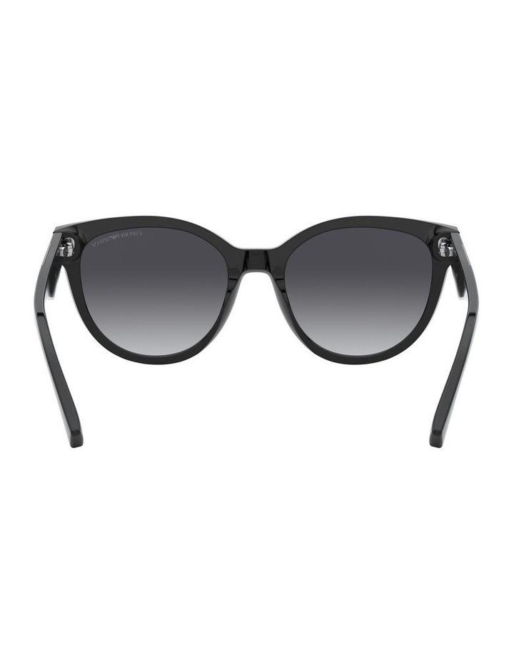 Grey Cat Eye Sunglasses 0EA4140 1528351001 image 7