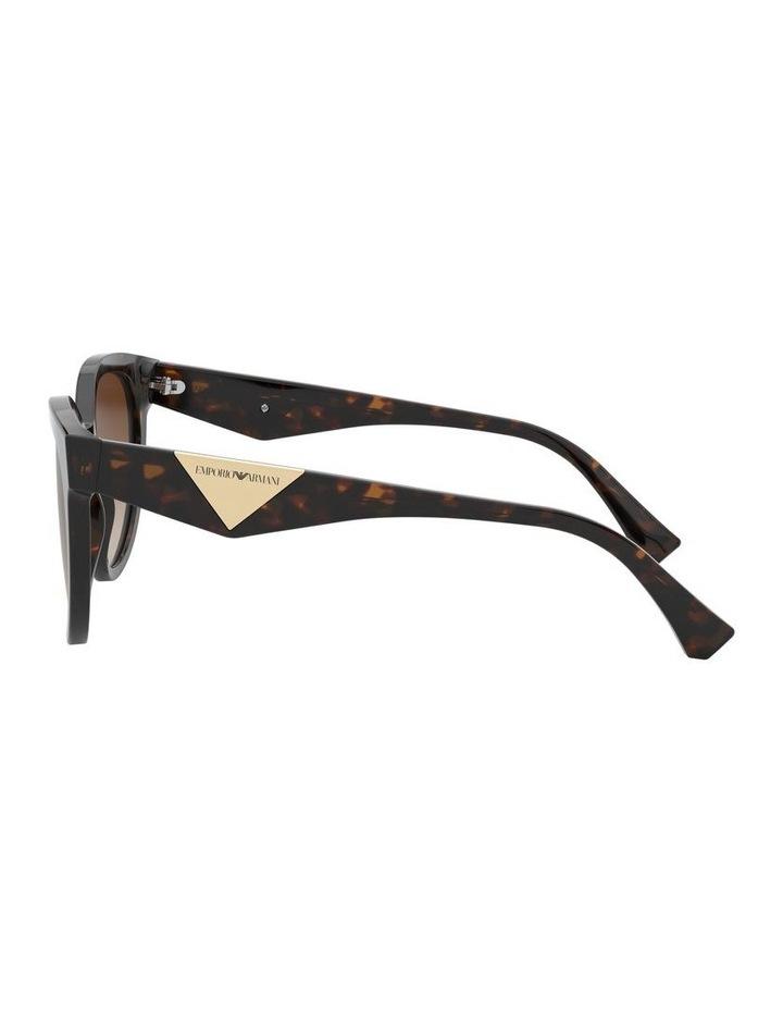 Brown Cat Eye Sunglasses 0EA4140 1528351002 image 4