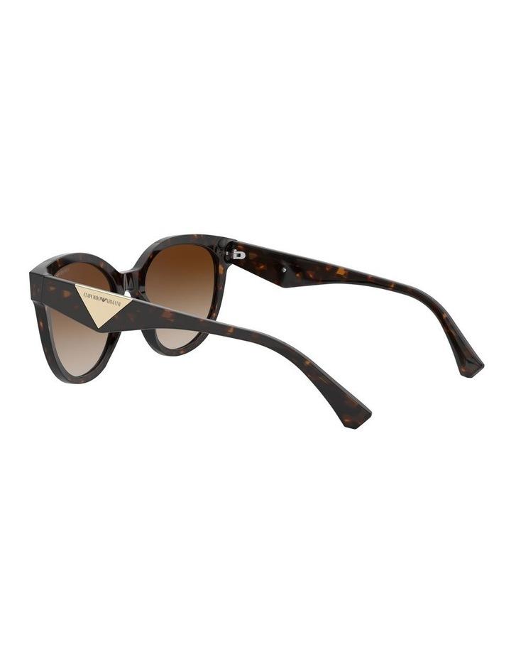 Brown Cat Eye Sunglasses 0EA4140 1528351002 image 5