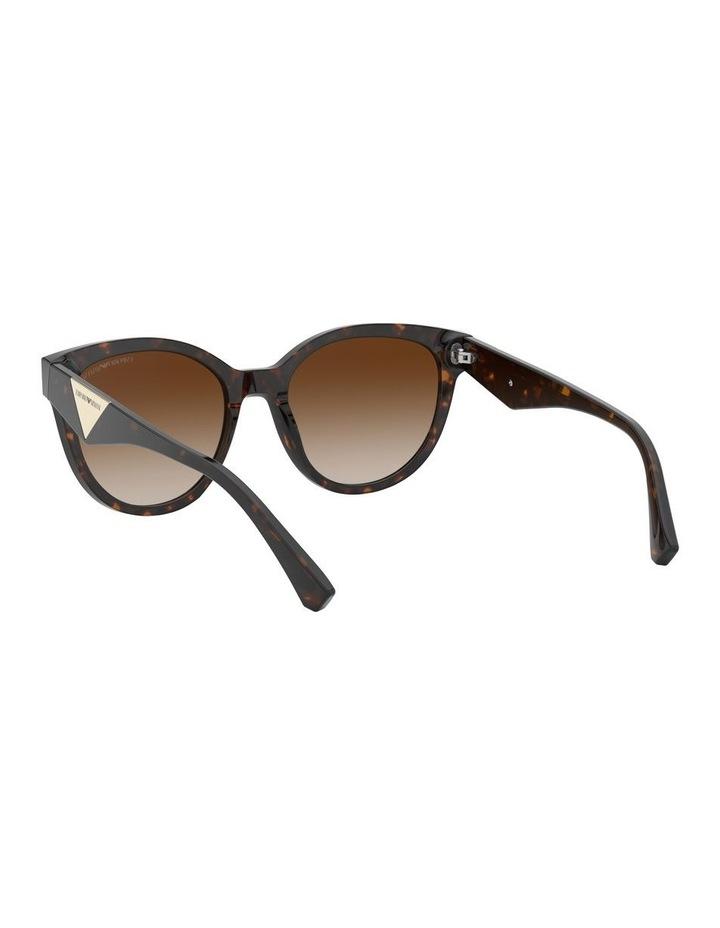 Brown Cat Eye Sunglasses 0EA4140 1528351002 image 6