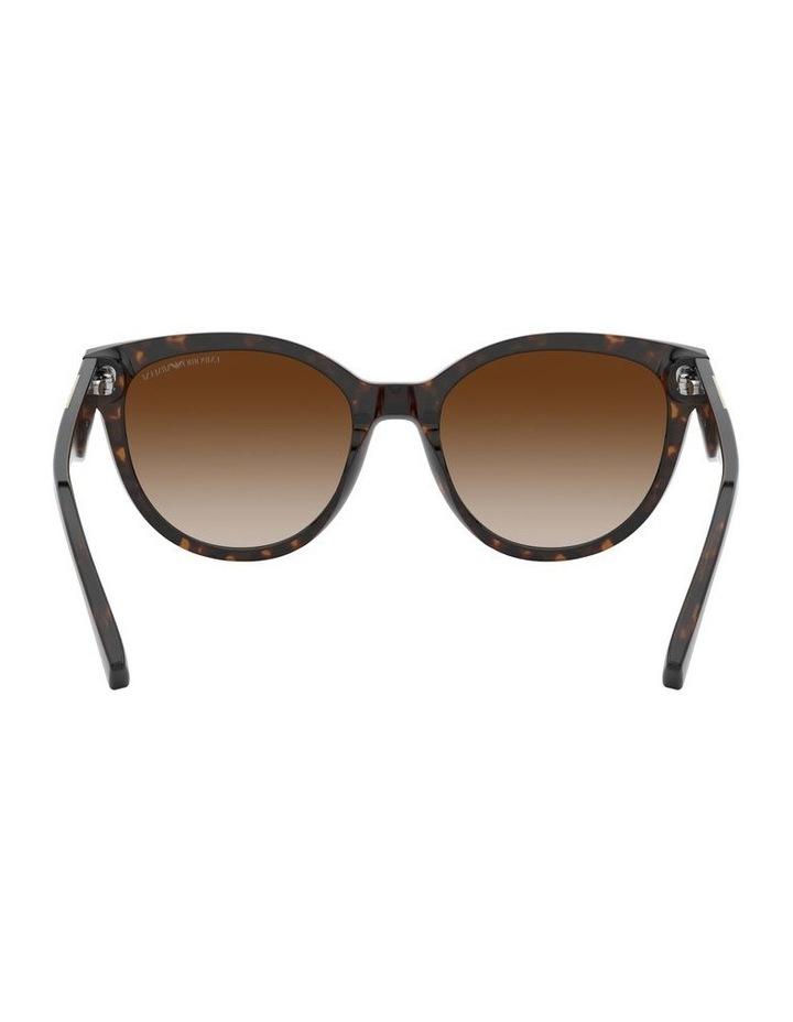Brown Cat Eye Sunglasses 0EA4140 1528351002 image 7