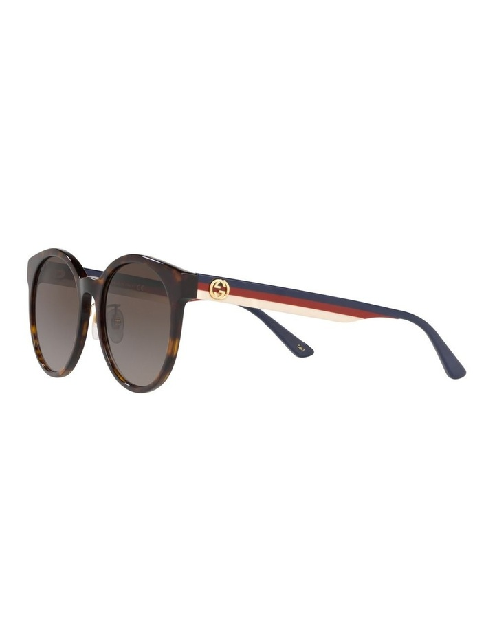 Brown Rounf Sunglasses 0GC001184 1522744002 image 3