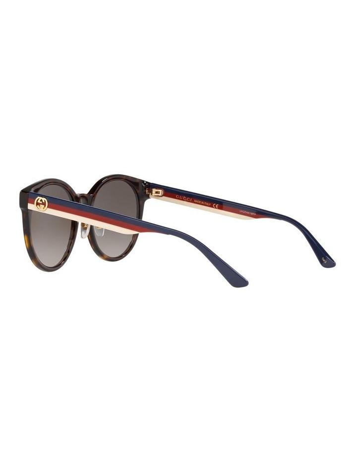 Brown Rounf Sunglasses 0GC001184 1522744002 image 5