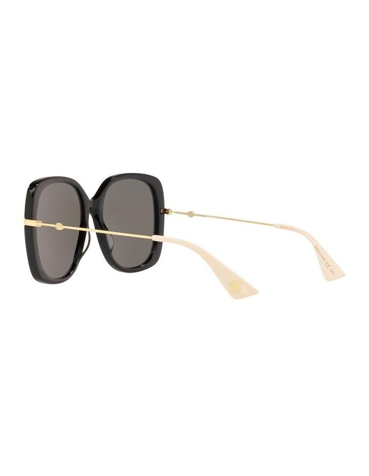Grey Square Sunglasses 0GC001231 1526130001 image 5