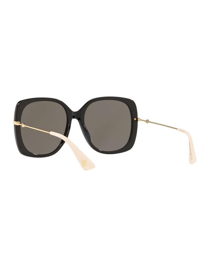 Grey Square Sunglasses 0GC001231 1526130001 image 6